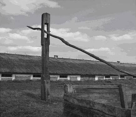 Kalickás kút a pente-zugi Nagyhodálynál.